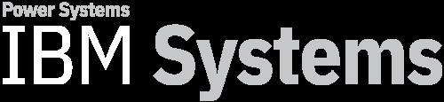 IBM Systems Media Power Logo