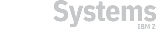 IBM Systems Media IBM Z Logo